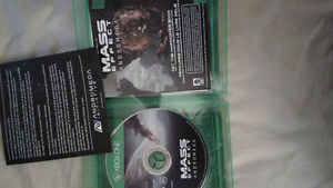MASS EFFECT Andromeda pour xbox one