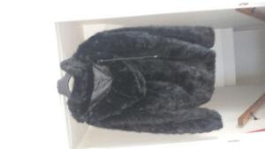 Manteau de vison pour hommes