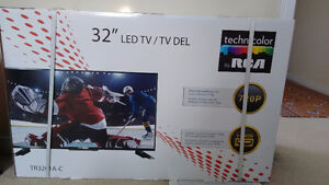 """32"""" LED TV by RCA"""