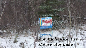 Lot #4, Vacant acreage for sale near Clearwater Lake