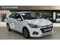 2019 Hyundai i20 1.2 MPi SE 5dr Petrol Hatchback Hatchback Petrol Manual