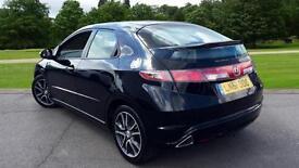 2011 Honda Civic 1.8 i-VTEC Si-T 5dr Manual Petrol Hatchback