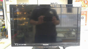 24 inch Phillips LED TV with Remote 25% OFF!!!