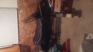 Left hand cozy sidecar