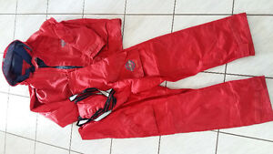ICE FISHING ALL WEATHER 2 PIECE SUIT