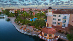 2019 March Break At Orlando Marriott Resort - $1800 USD/Week