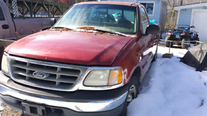 Ford f150 for parts