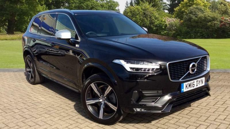 2016 volvo xc90 2 0 d5 r design 5dr awd geartr automatic diesel estate in horley surrey gumtree. Black Bedroom Furniture Sets. Home Design Ideas