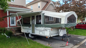 Tente-roulotte 23' à vendre / 23' Tent-Trailer to sell