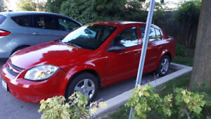 2008 Chevrolet Cobalt Red Sedan LS *Safety and E test included*