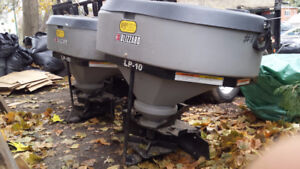 TAILGATE SALTERS FOR SALE- GREAT CONDITION