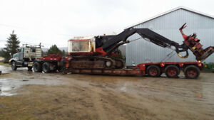 camion western star roll off