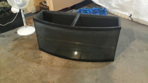 72 Gallon Bow Front Fish Tank