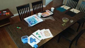 Playdates/preschool activities, occasional childcare in Tecumseh Windsor Region Ontario image 1