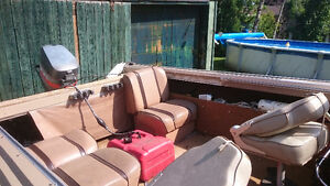 Must sell, 18.5ft.Bowrider/Fishing Boat