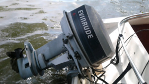 Boat motor ..call for quick response..613 483 8508..
