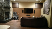 HIGH END BASEMENT SUITE IN FOREST HEIGHTS