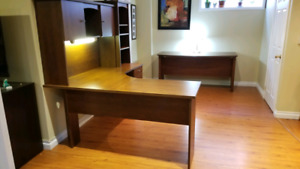 Great cond. Executive Office Furniture