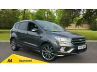 2018 Ford Kuga 2.0 TDCi 180 ST-Line X Automatic Diesel Estate