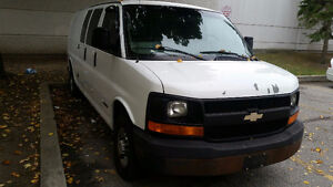2006 Chevrolet Express,extended,valid etest!!