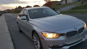 2013 BMW 3-Series 320I XD cuire Berline