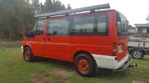 2006 Ford Transit Van/Minivan Caloundra Caloundra Area Preview