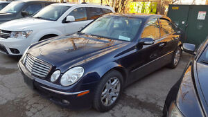2006 MERCEDES-BENZ E-350 4 MATIC  FULLY LOADED