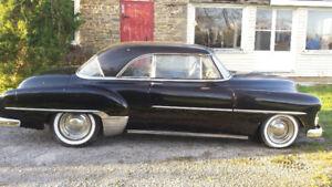 1952 Chevy Styleline Deluxe 2 Door Hardtop