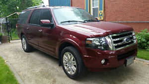 2012 Ford Expedition Limited Max SUV, Crossover