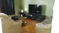 3 1/2 with double room open concept $750/mth st henri