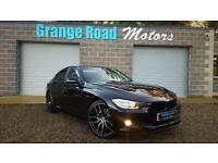 2012 62 BMW 3 SERIES 2.0 320D EFFICIENTDYNAMICS 4D 161 BHP DIESEL