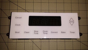 ELECTRIC/GAS RANGES MAIN CONTROL BOARD &PARTS