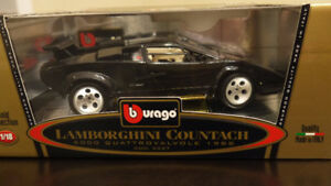 Lamborghini Countach 1/18 Burago Model