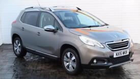2015 Peugeot 2008 2015 15 Peugeot 2008 Crossover 1.2 VTI Allure New Model Petrol