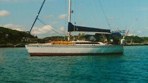 Voilier Jeanneau Sunshine DL 36 1984