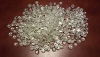 GLASS STONES FOR VASES, CANDLE HOLDERS OR AQUARIUMS