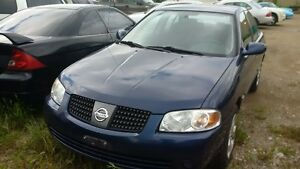 Nissan Sentra Special Edition Certified