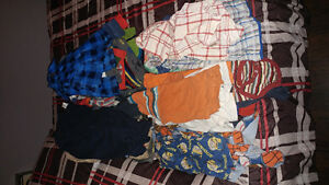 Size 2T fall/winter clothes