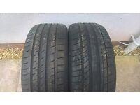 Tyres 245/45/18