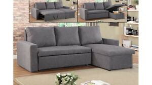 NEW Sectional Sofa Bed similar to IKEA HOLMSUND or FRIHETEN