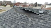 Roof Replacements and Repairs