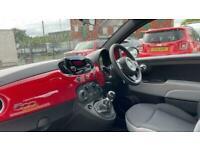 2020 Fiat 500 1.0 Mild Hybrid Pop 3dr (Air Conditioning)(Electri Hatchback Petro