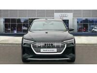 2021 Audi E-Tron 230kW 50 Quattro 71kWh S Line 5dr Auto Electric Hatchback Hatch