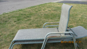 PATIO CHAIRS-LOUNGERS-TABLE Kitchener / Waterloo Kitchener Area image 3