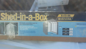 Brand New Shed in a Box