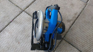 Corded Circular Saw, corded Drill and corded electric stapler