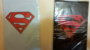 Sealed Death of Superman and Sealed Resurrection of Superman