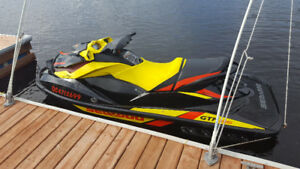 Like new 2015 Seadoo GTR 215 supercharged with VERY LOW HOURS