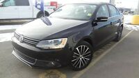 2013 Volkswagen Jetta Highline 2.5 6sp at w/Tip