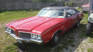 1970 Olds Cutlass S - Owner Says Sell